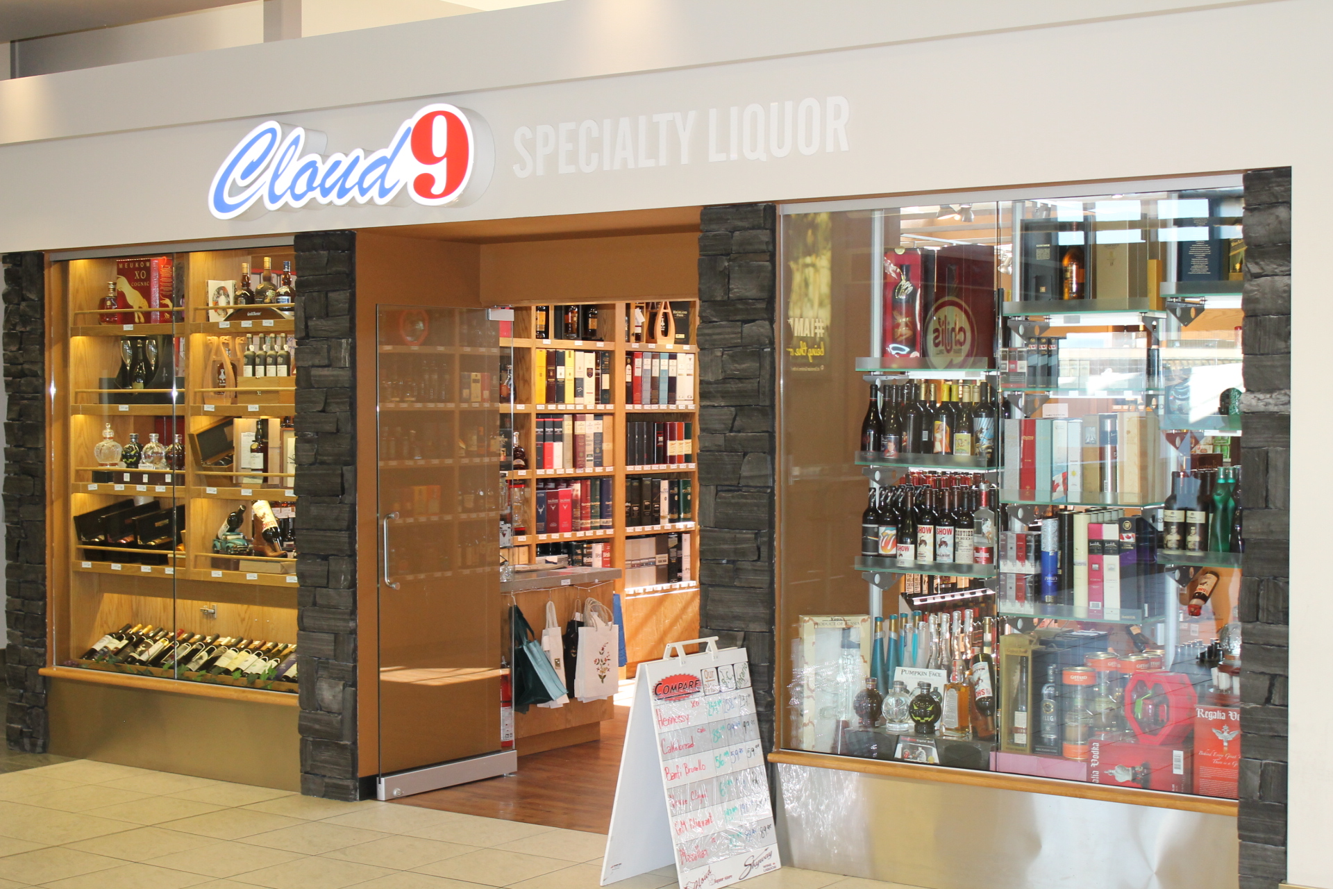 Cloud 9 Wine & Liquor