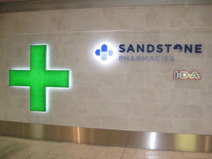 Sandstone Pharmacies at YYC