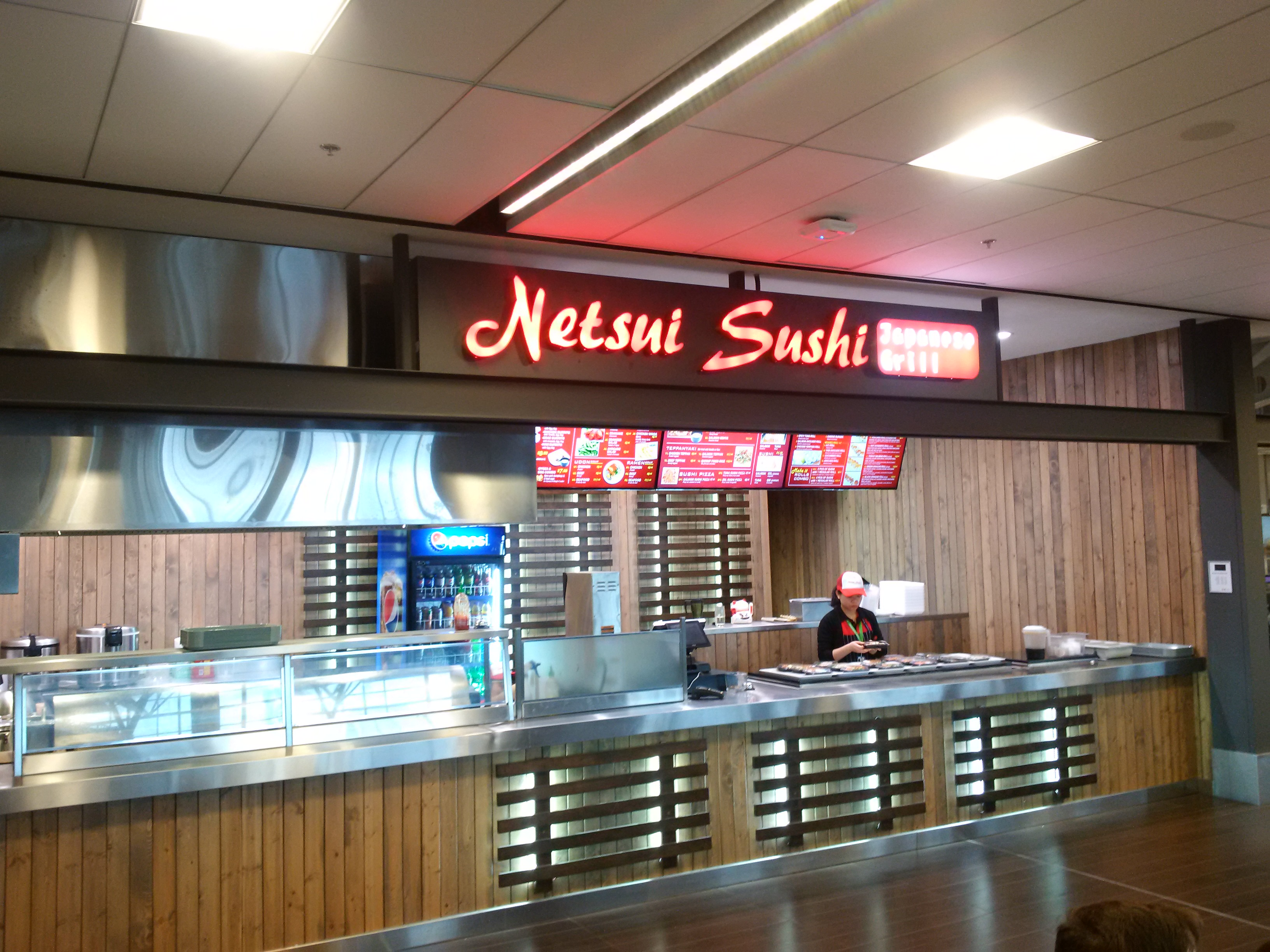 Netsui Sushi & Japanese Grill