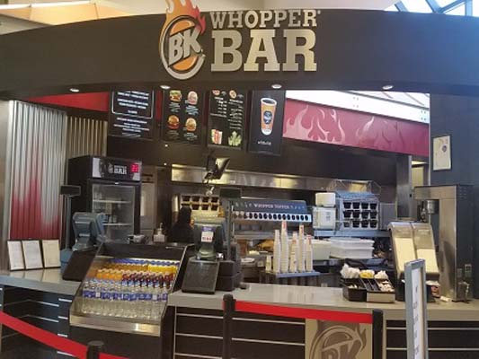 Picture of BK Whopper Bar