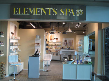 Elements Spa on the Go