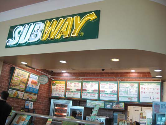 Picture of Subway