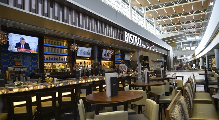 Bistro on the Bow and Aspire Lounge finish strong in USA Today 10Best Readers' Choice Awards