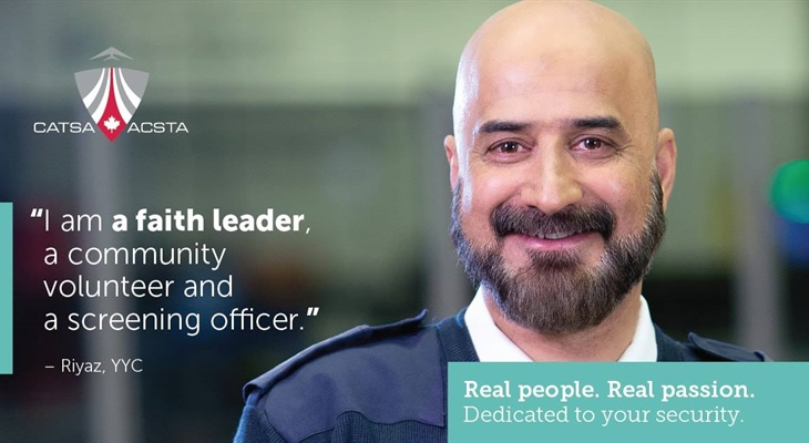 YYC CATSA officers featured in Real People series