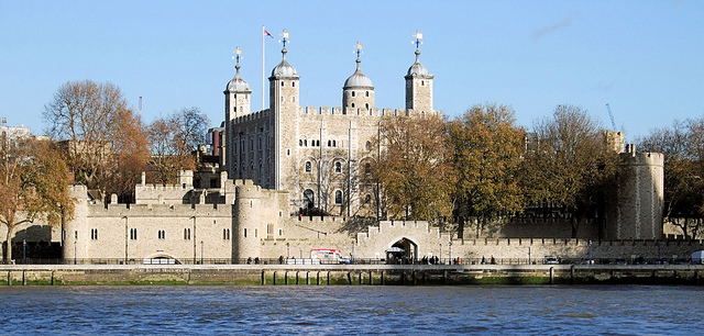 Her Majesty's Royal Palace and Fortress of the Tower of London