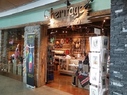 Heritage Trading Post souvenirs that highlight Alberta's Heritage