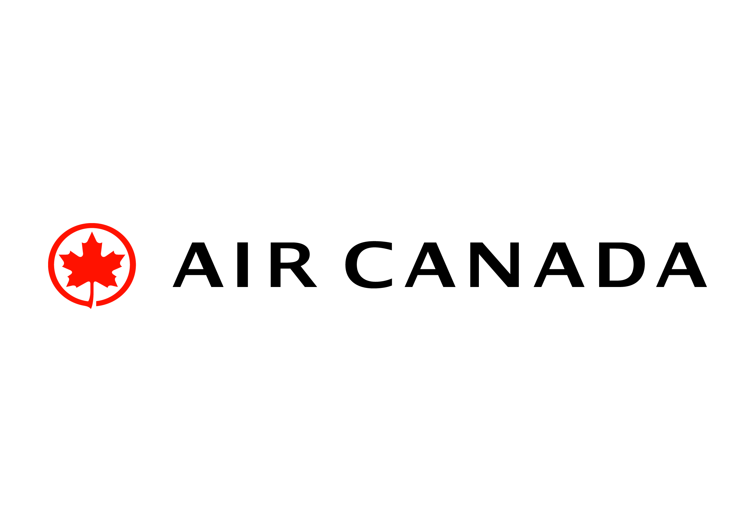 Image result for Air Canada airline logo