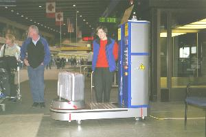 YYC Luggage Wrap Express