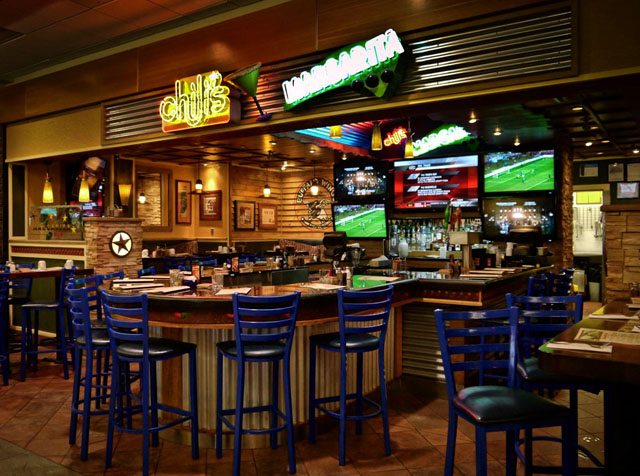 Chili's Restaurant offers a variety of fresh grilled favourites