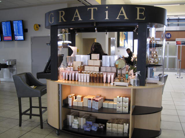 GRATiAEorganic, plant-based Anti-Aging skin care products