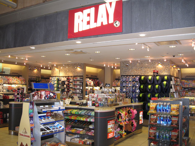 Image of a Relay store