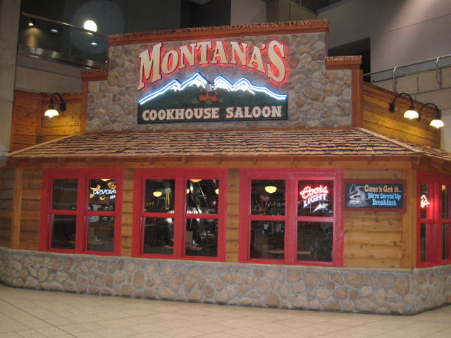 Montan's Restaurant a friendly and casual restaurant with a fully licensed lounge