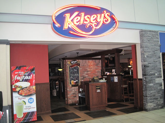 Kelsey's Restaurant serves a wide variety of delicious foods for families and business travelers.
