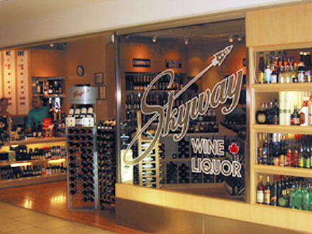 Skyway Liquor & Wine Store