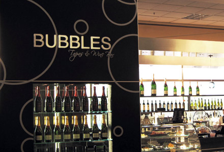 Bubbles Tapas and Wine Bar