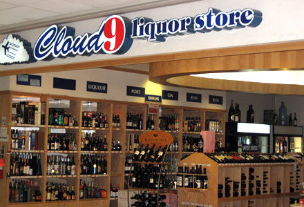 Cloud 9 Liquor And Wine Store