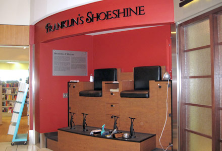 Franklin's Shoe Shine