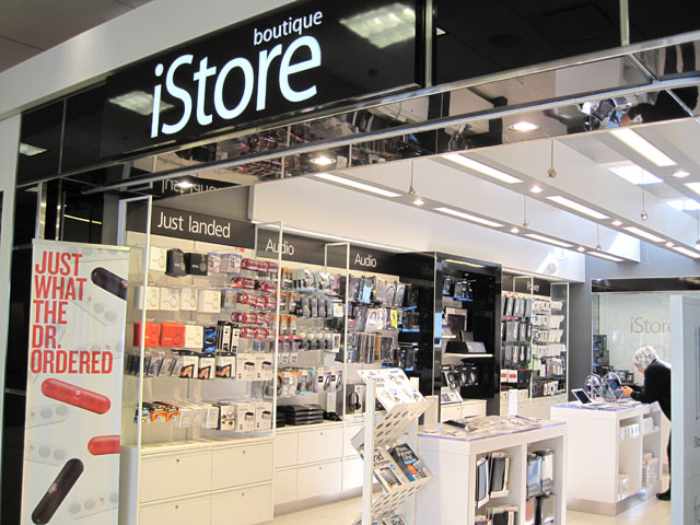 Boutique iStore provides consumers with a dynamic selection of digital lifestyle solutions