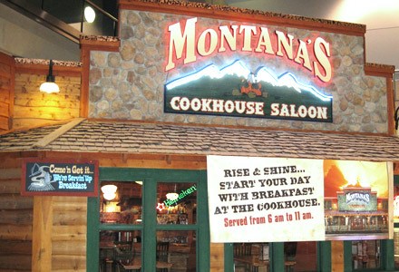 Montana Cook House Saloon