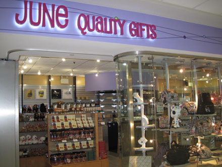 June's Quality Gift Shop