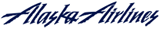 Photo of Alaska Airlines logo