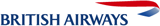 Photo of British Airways logo