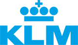 Photo of KLM logo